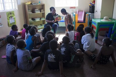 Nal'ibali supports Limpopo citizens in tackling literacy issues