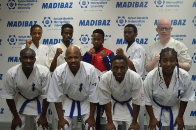 Madibaz want to maintain proud karate record