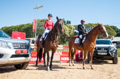 Elite class of showjumpers set to compete in 2017 Nissan Winter Classic