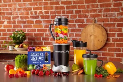 NutriBullet launches top of the range 'Rx' in South Africa