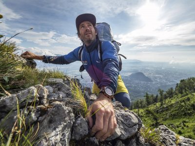 South African athlete Kotze ready to take on Red Bull X-Alps 2017