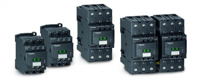 TeSys D Green contactors