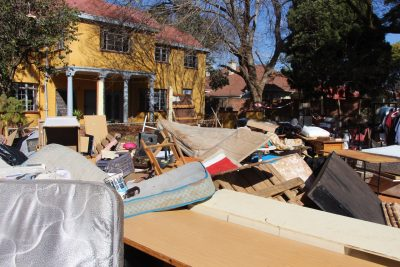 Community Arts Hub Attacked