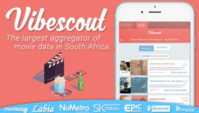 Vibescout – SA's Largest Movie Aggregator Listing Movies on 688 Screens In 94 Cinemas