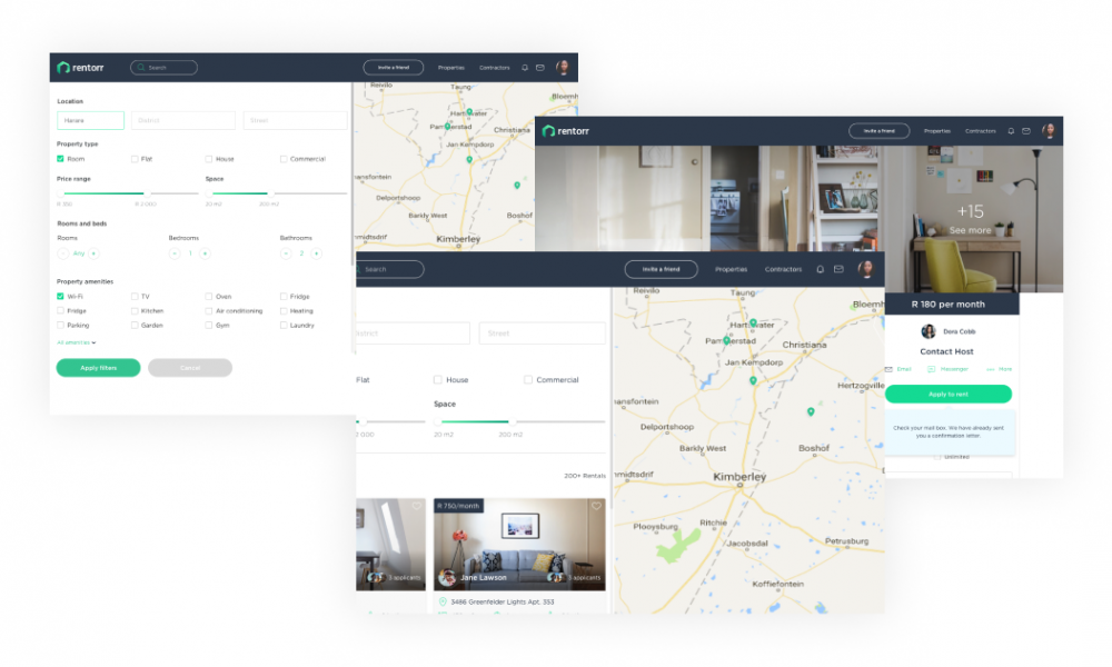 Rentorr completely revolutionizes the South African Property Market