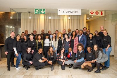 Sandton Convention Center makes 67 Minutes Count with Stop Hunger Now