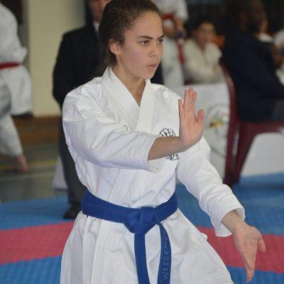Success for Madibaz karate students