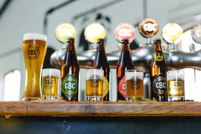 Cheers to the mid-year with Barley & Biltong Emporium and CBC beer's July