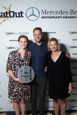 Entries now open for the 2017 Eat Out Woolworths Sustainability Award