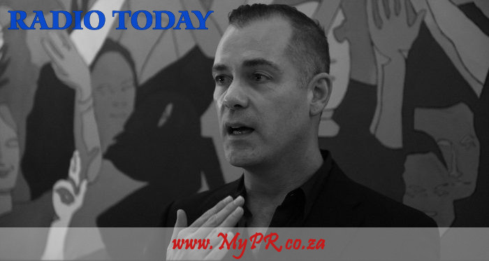 Radio Today host, Edward Chamberlain-Bell on his experiences with MyPR.co.za