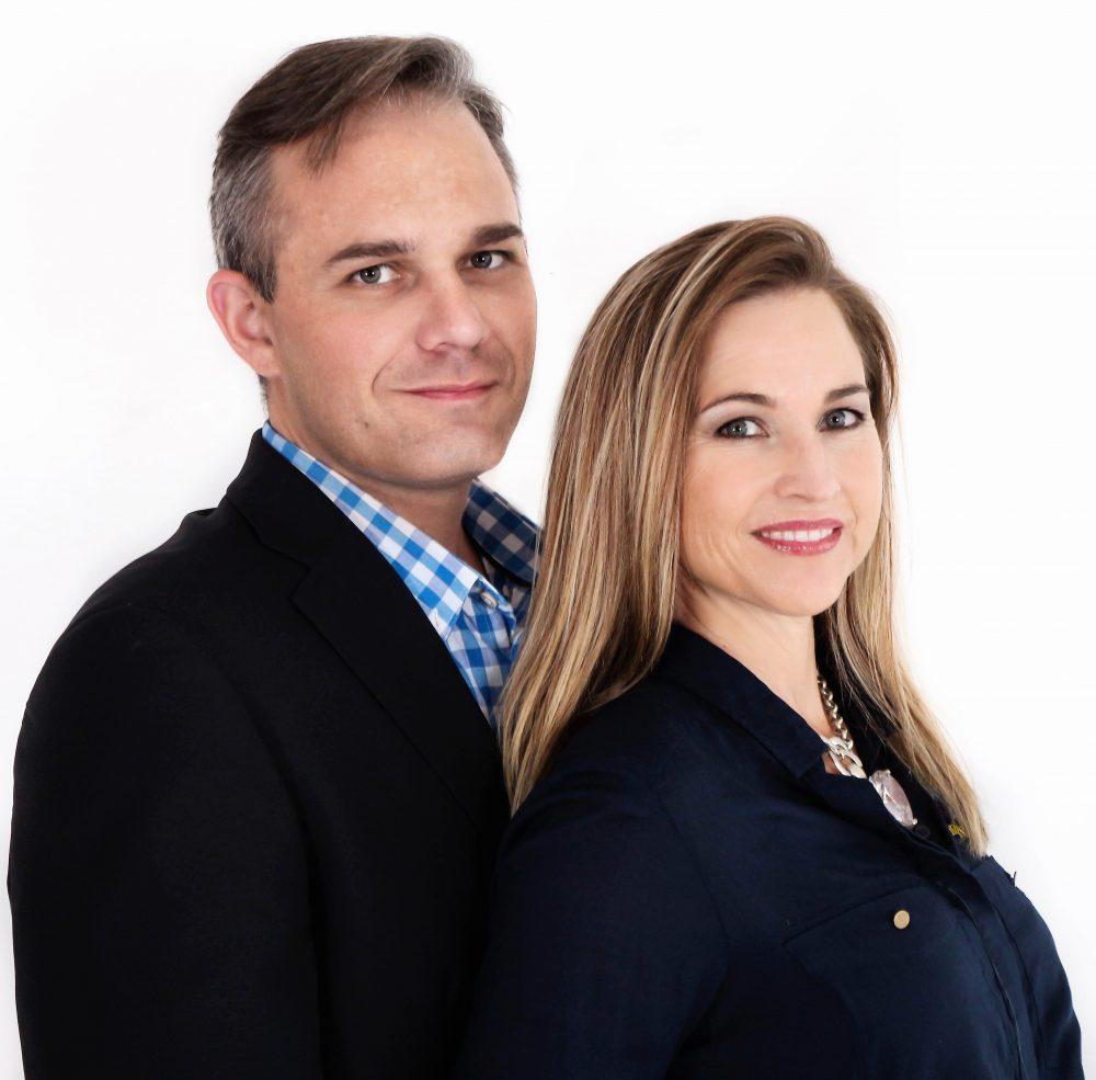Gerhard & Eloise Marais
