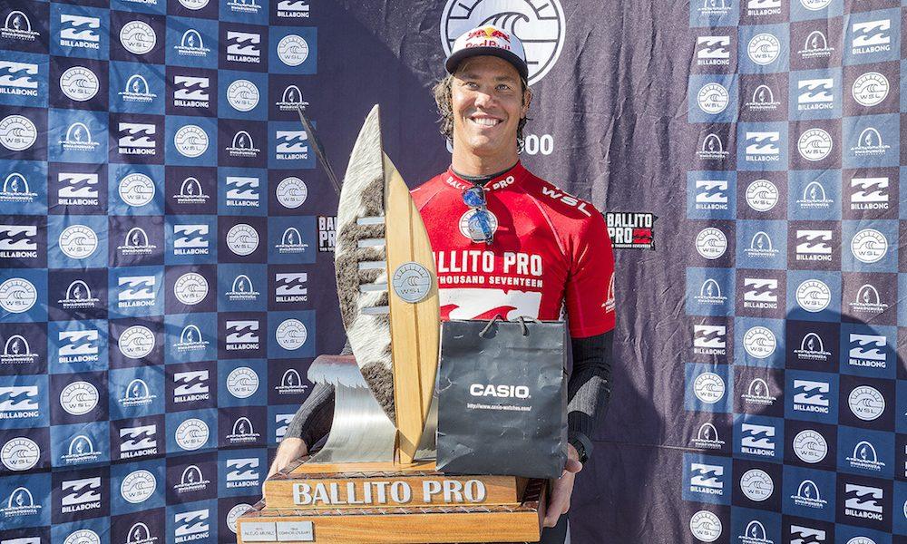 Jordy Smith Wins Ballito Pro presented by Billabong
