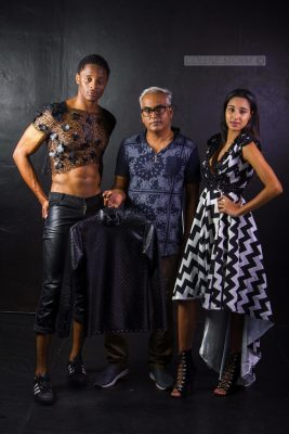 """Power breeds take to the catwalk for the Animal RAID """"Pit Passion with Fashion"""" Survivor fundraiser"""