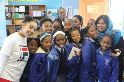 Bringing the power of stories to girls across the country this Women's Month