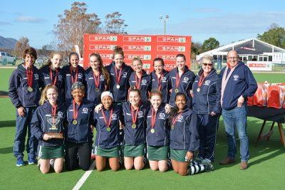 Clarendon crowned schoolgirls hockey champions