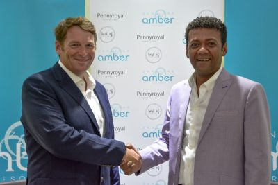Pam Golding Property Group Appointed to Market Zanzibar Amber Resort Luxury Real Estate