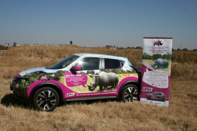 Join the First Car Rental #First4Rhino Mission