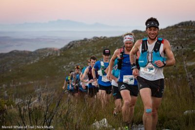 Jeep Team's Greyling and Owen have a Merrell Whale of a Trail, and get Podium
