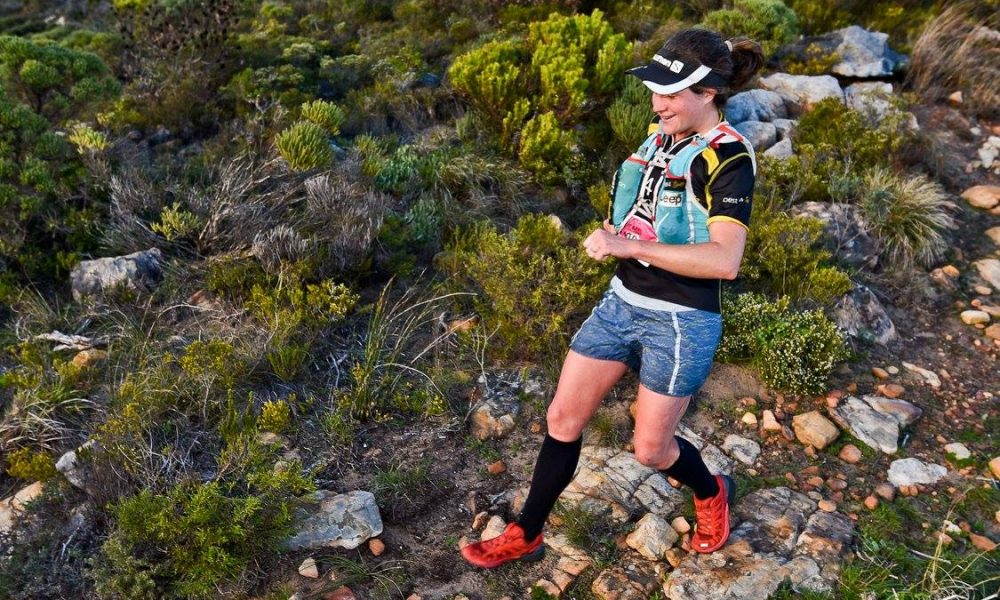 Second-Place Finish for Robyn Owen in the Tough Hout Bay Trail Challenge