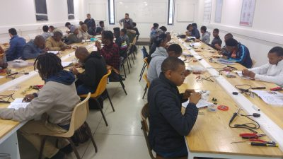 CPUT Engineering Labs turn Pro