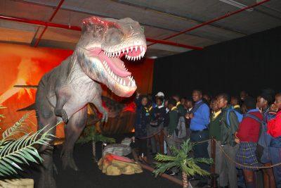 DinosAlive makes debut at Hemingways Mall