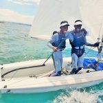 Sailing 'rockstars' climb on board at Team Sailing League launch