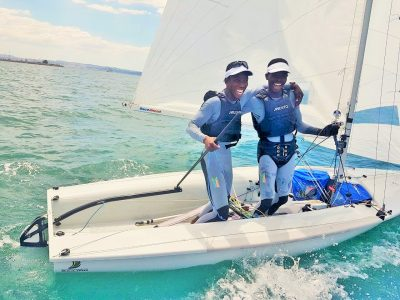 Sailing 'rockstars' climb on board at Team Sailing League launch