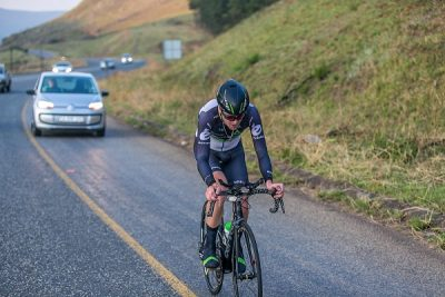 Main wins Jock Tour time-trial with perfect strategy
