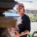 Mary Phillips and The Waste Takers make waves with recycling in PE
