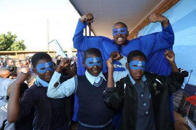 Engen KlevaKidz travels to the Eastern Cape