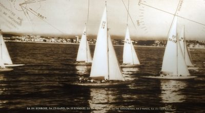 The Sport of Sailing started this way in Algoa Bay: