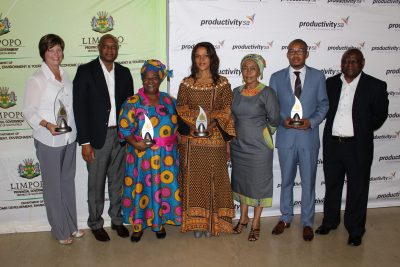 Top performing companies in Limpopo awarded for being productive