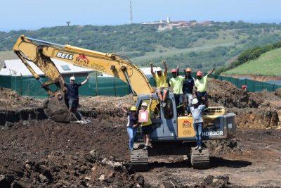 Renishaw Hills contractors win KZN Master Builders award
