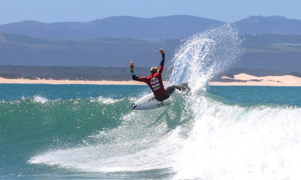 Another Day of Great Waves at Billabong SA Junior Champs