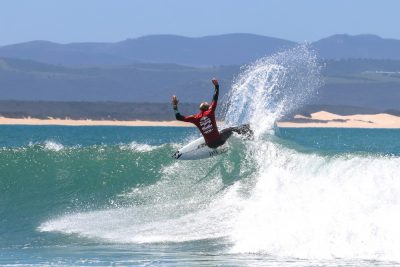 Another Day of Great Waves at Billabong SA Junior Champs