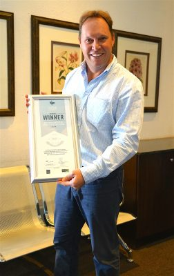 Birchwood Hotel rated in top three of best venues in Gauteng
