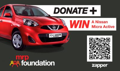 MRP Foundation Makes Donating Easier with Zapper
