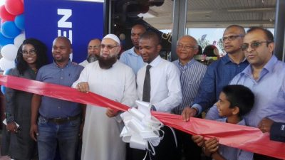 Engen opens flagship site in Midrand