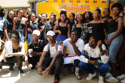 Chappies Collab Winners star in Emtee's latest music video