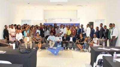 Gauteng pupils learn to lead