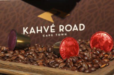 Kahvé Road launches NEW Coffee Capsules!