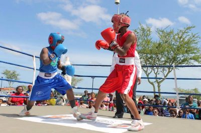 Mdantsane City searches for new boxing stars
