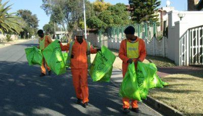 Tshwane Classic goes green