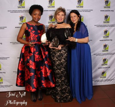 SACBW Business Woman of the Year 2017