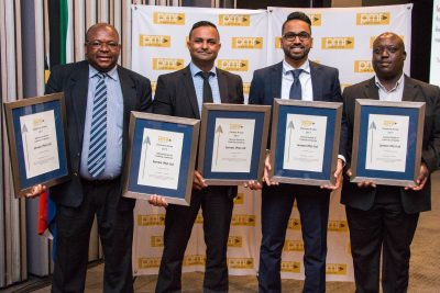 Servest Wins 4 Diamond PMR.africa Awards