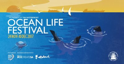 V&A Waterfront announces annual Ocean Life Festival