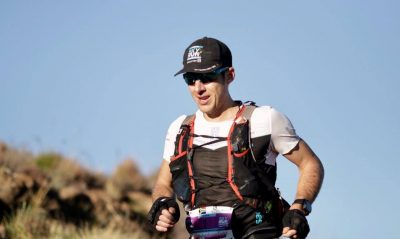 Remarkable Feat Sees Greyling End his Season with Podium at Skyrun 100KM