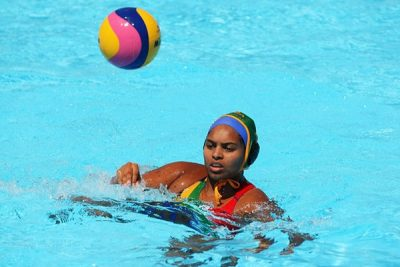 Madibaz water polo teams ride crest of the wave