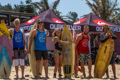 Off The Lip Movember Surf Jam set to take place this Saturday, 18 November, at Beach Bums, Tongaat