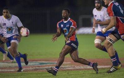 New-look Madibaz ready to 'give it a go' in Varsity Sevens
